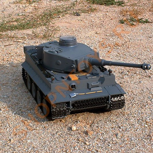Радиоуправляемый танк своими руками фото